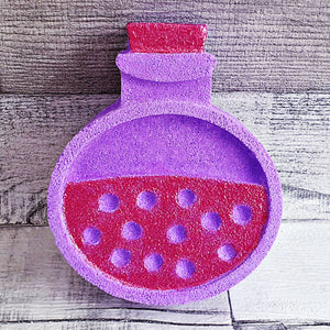 Potion Bottle bath bomb mould by Truly Personal