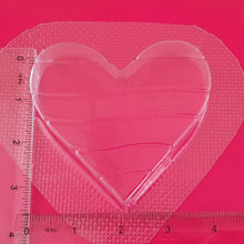 Load image into Gallery viewer, Pride Heart Mould | Truly Personal | Bath Bomb, Soap, Resin, Chocolate, Jelly, Wax Melts Mold