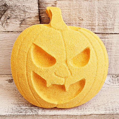 Pumpkin Bath Bomb Mould by Truly Personal