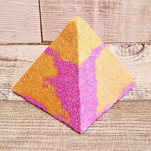 Pyramid Bath Bomb Mould by Truly Personal