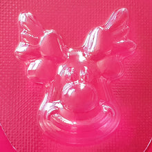 Load image into Gallery viewer, Rudolph Reindeer Bath Bomb Mould by Truly Personal