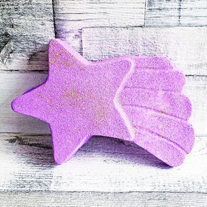 Shooting Star Bath Bomb Mould by Truly Personal