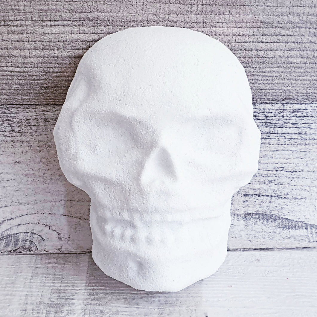 Skull Bath Bomb Mould by Truly Personal
