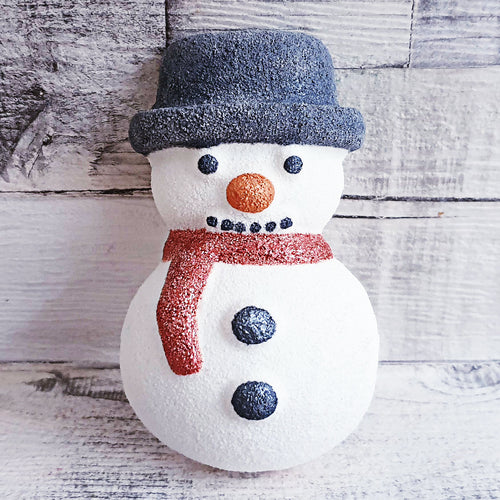 Snowman Mould | Truly Personal | Bath Bomb, Soap, Resin, Chocolate, Jelly, Wax Melts Mold