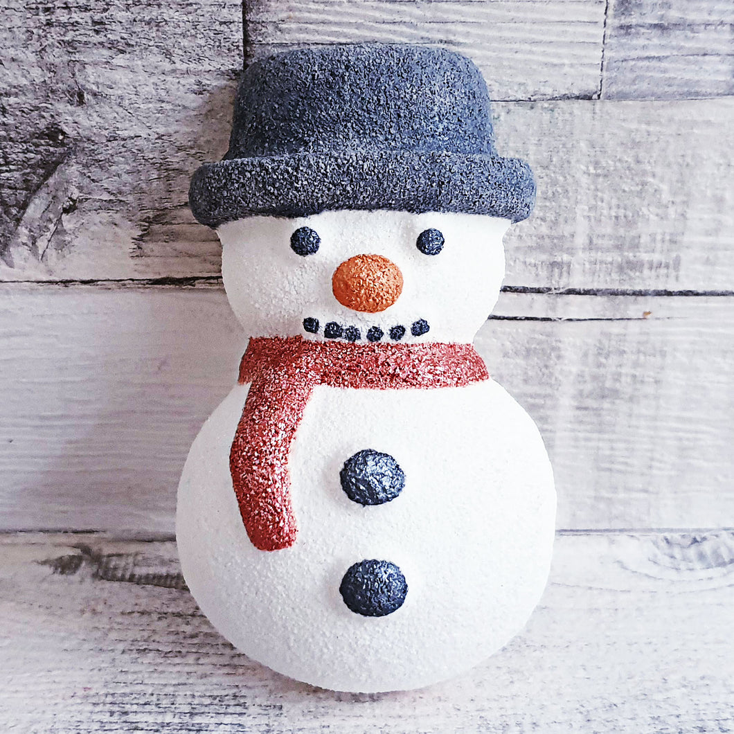 Snowman Bath Bomb Mould by Truly Personal