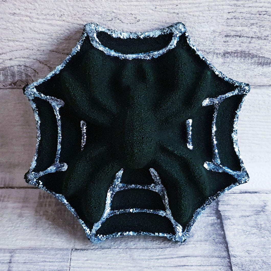 Spider Web bath bomb mould by Truly Personal | Cosmetic Suppliers
