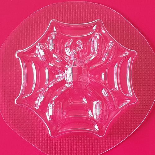 Spider Web bath bomb mould by Truly Personal