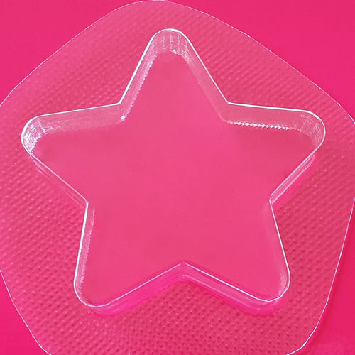 Star Bath Bomb Mould by Truly Personal