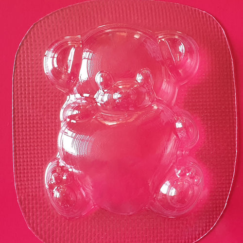 Teddy With Heart Bath Bomb Mould by Truly Personal