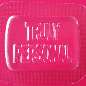 Custom Name Bath Bomb Mould by Truly Personal