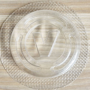 V Coin Bath Bomb Mould by Truly Personal