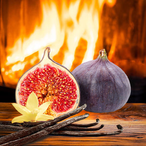 Warm Vanilla Fig Fragrance Oil | Truly Personal | Candles, Wax Melts, Soap, Bath Bombs