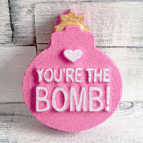 You're The Bomb Bath Bomb Mould by Truly Personal