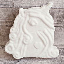 Load image into Gallery viewer, Yuna Unicorn Bath Bomb Mould by Truly Personal