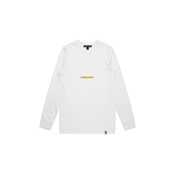 LIFE LESSONS LONG SLEEVE [WHITE]