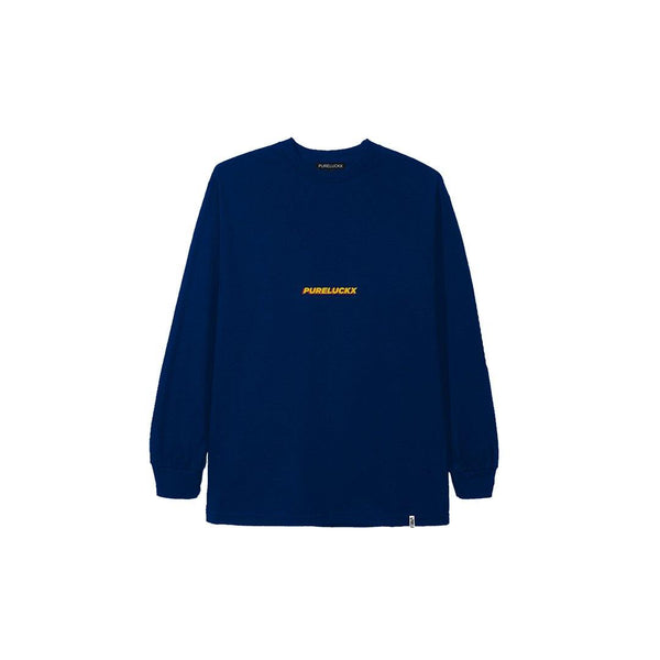 LIFE LESSONS LONG SLEEVE [NAVY]