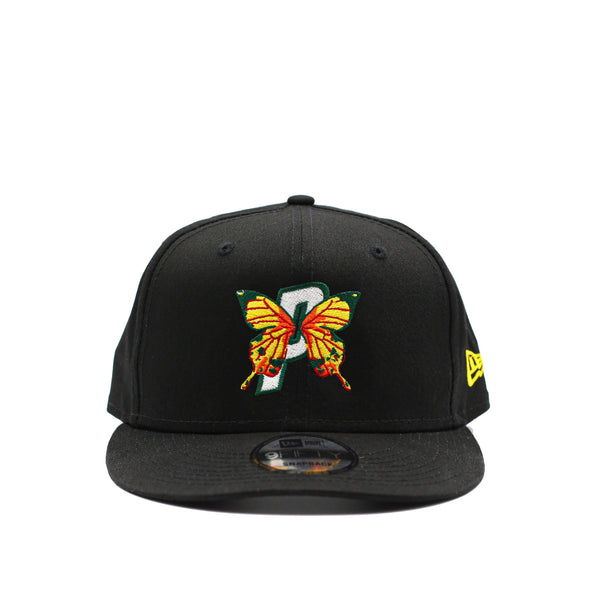 DPAB NEW ERA® SNAPBACK HAT [BLACK]