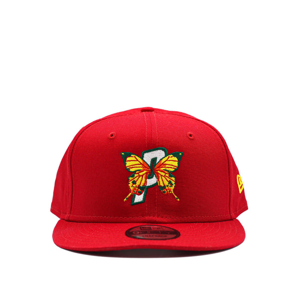 DPAB NEW ERA® SNAPBACK HAT [RED]