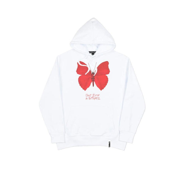 DON'T PIMP A BUTTERFLY HOODIE [WHITE]