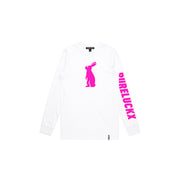 PURELUCKX EASTER BUNNY LONG SLEEVE [WHITE]