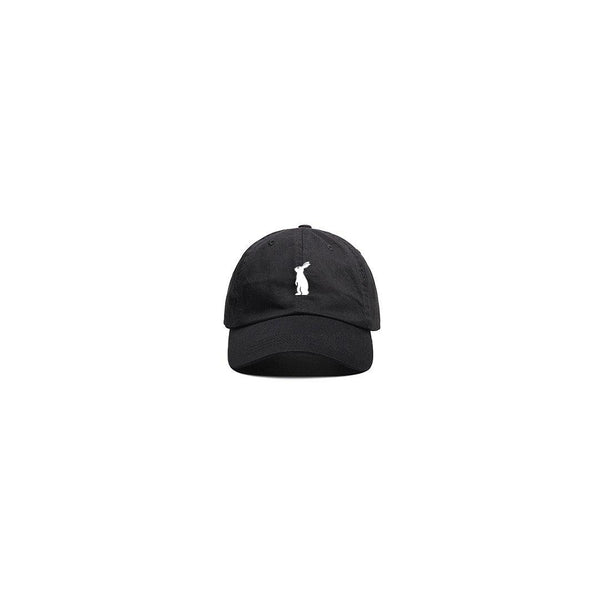 PURELUCKX SIGNATURE DAD CAP [BLACK]