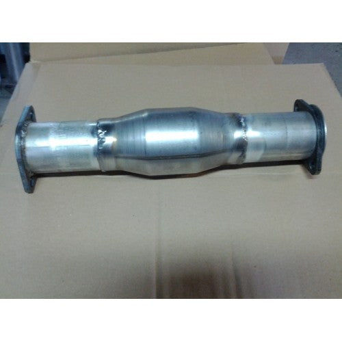 "2.5"" High-Flow Catalytic Converter"