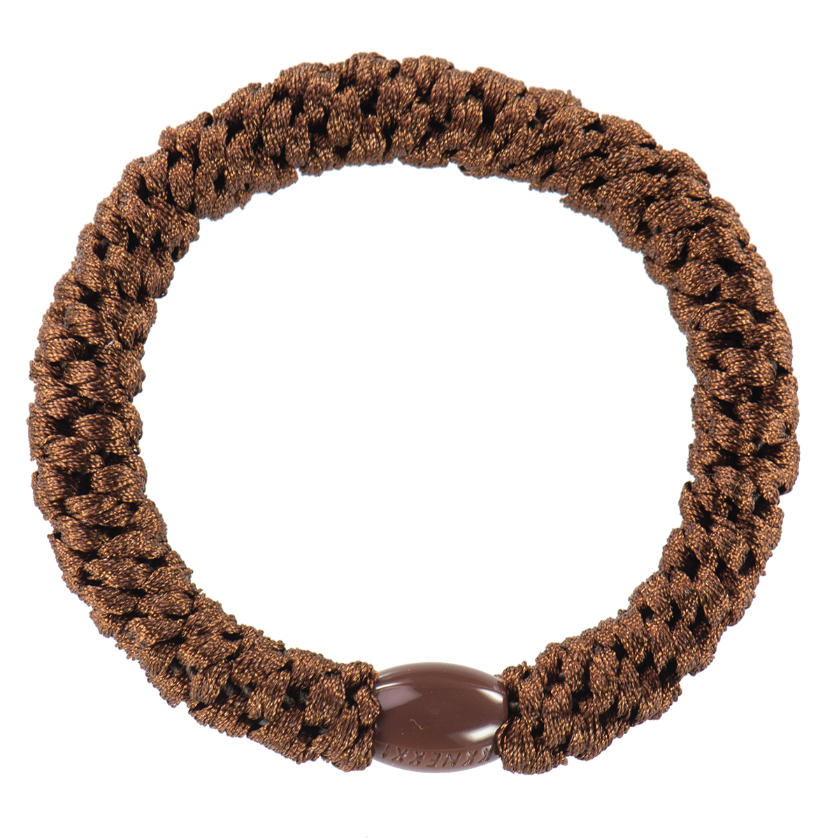 Bon Dep Kknekki Mid Brown Hairtie - Scandi Minimal