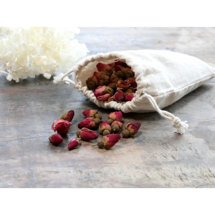 Chic Antique Fleur dried Rose Potpourri 50 g - Scandi Minimal