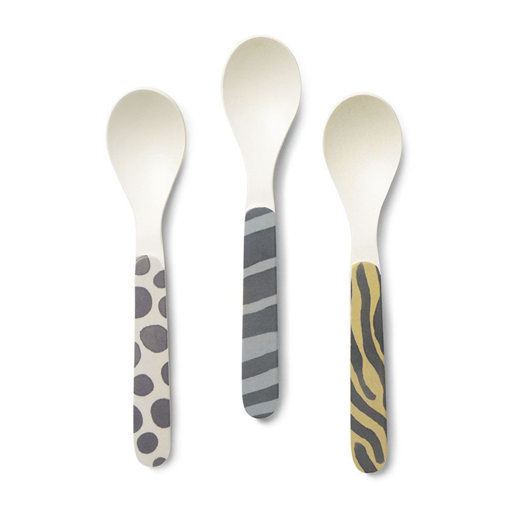 Ferm Living Safari Bamboo Spoons Set Of 3 - Scandi Minimal