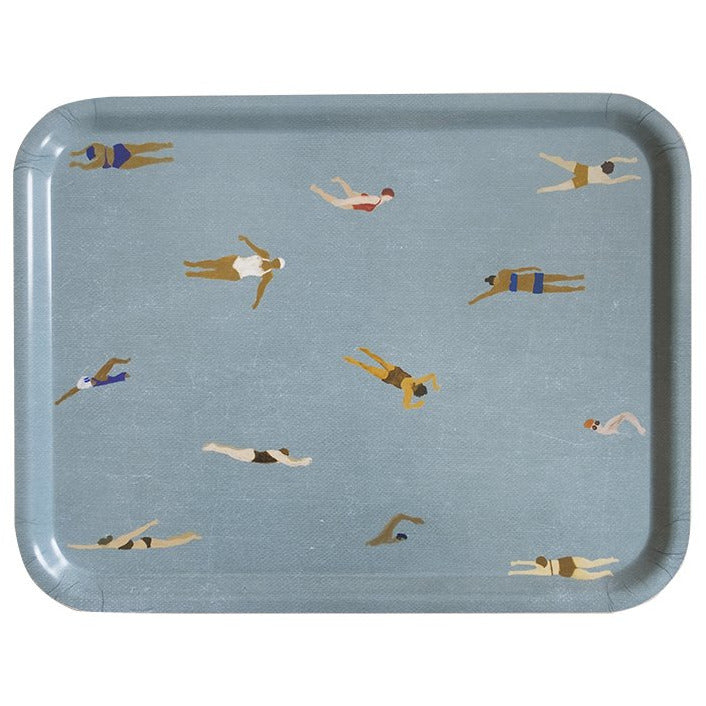 Fine Little Day Swimmers Tray - Scandi Minimal
