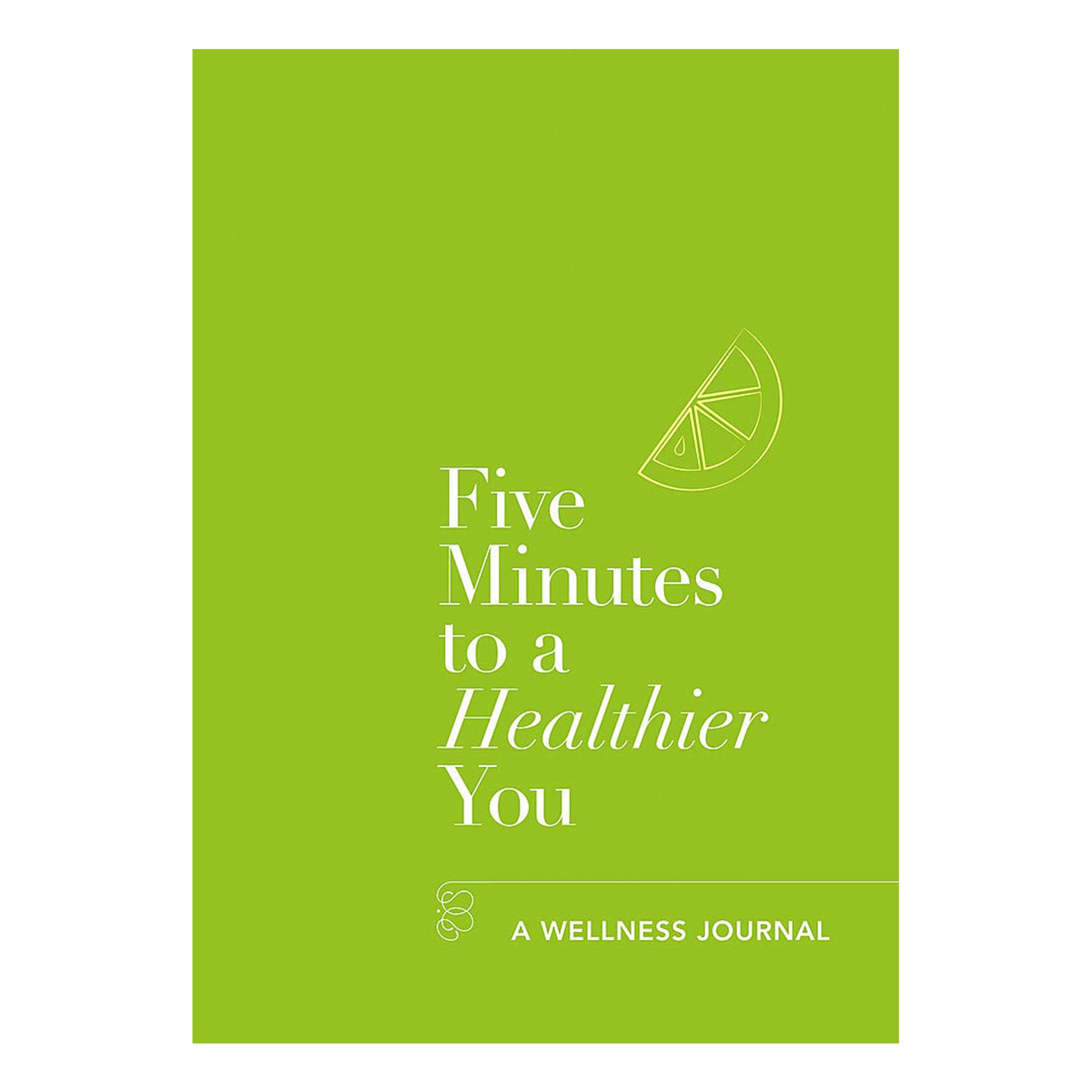 Five Minutes To A Healthier You by Hannah Ebelthite - Scandi Minimal