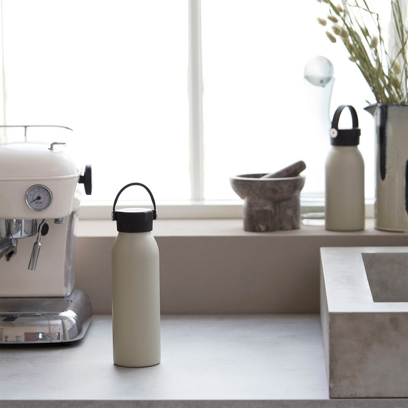 House Doctor Thermos Corh Beige Large - Scandi Minimal