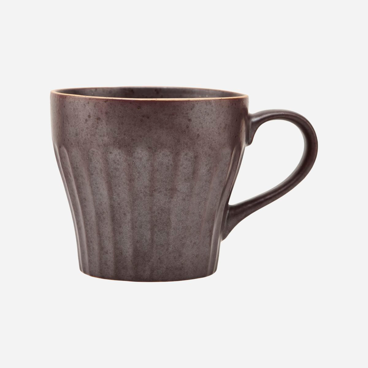 House Doctor Cup, Berica, Brown - Scandi Minimal