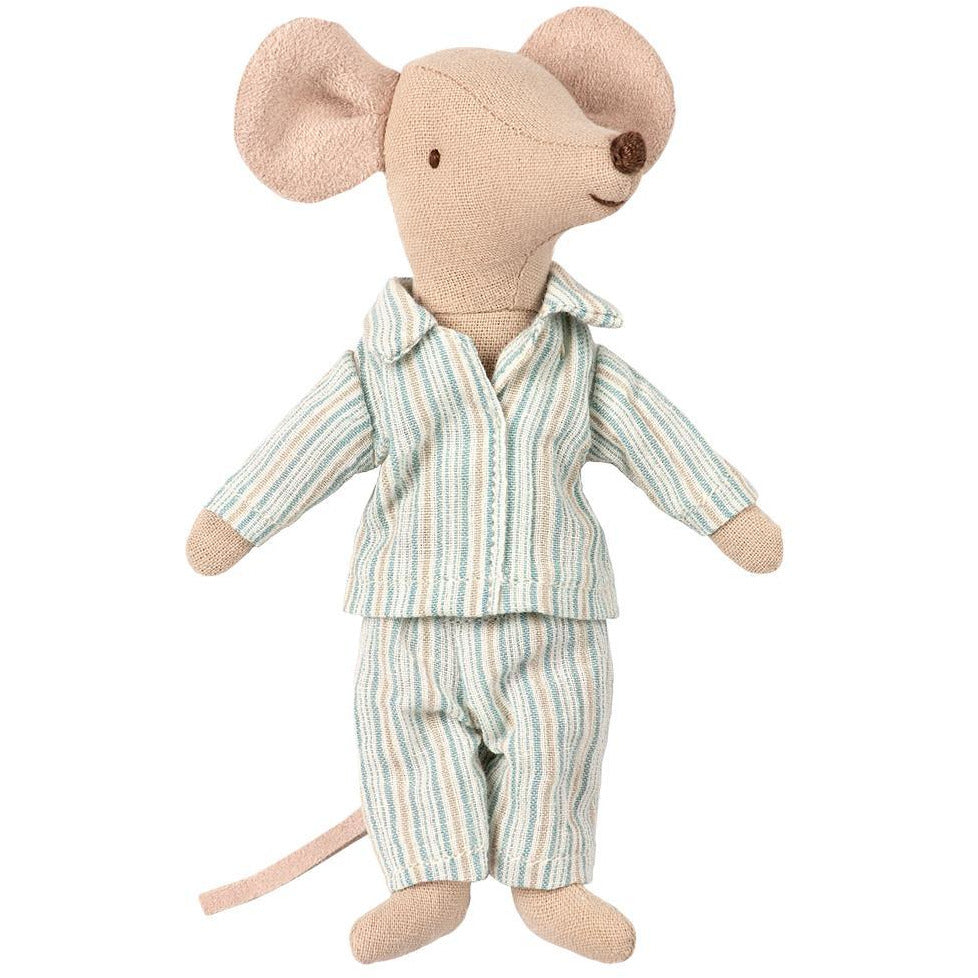 Maileg Big Brother Mouse In A Box - Scandi Minimal