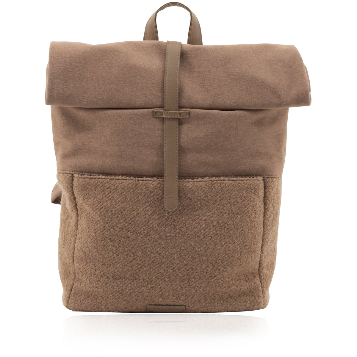 Monk & Anna Backpack Herb In Cocoa - Scandi Minimal