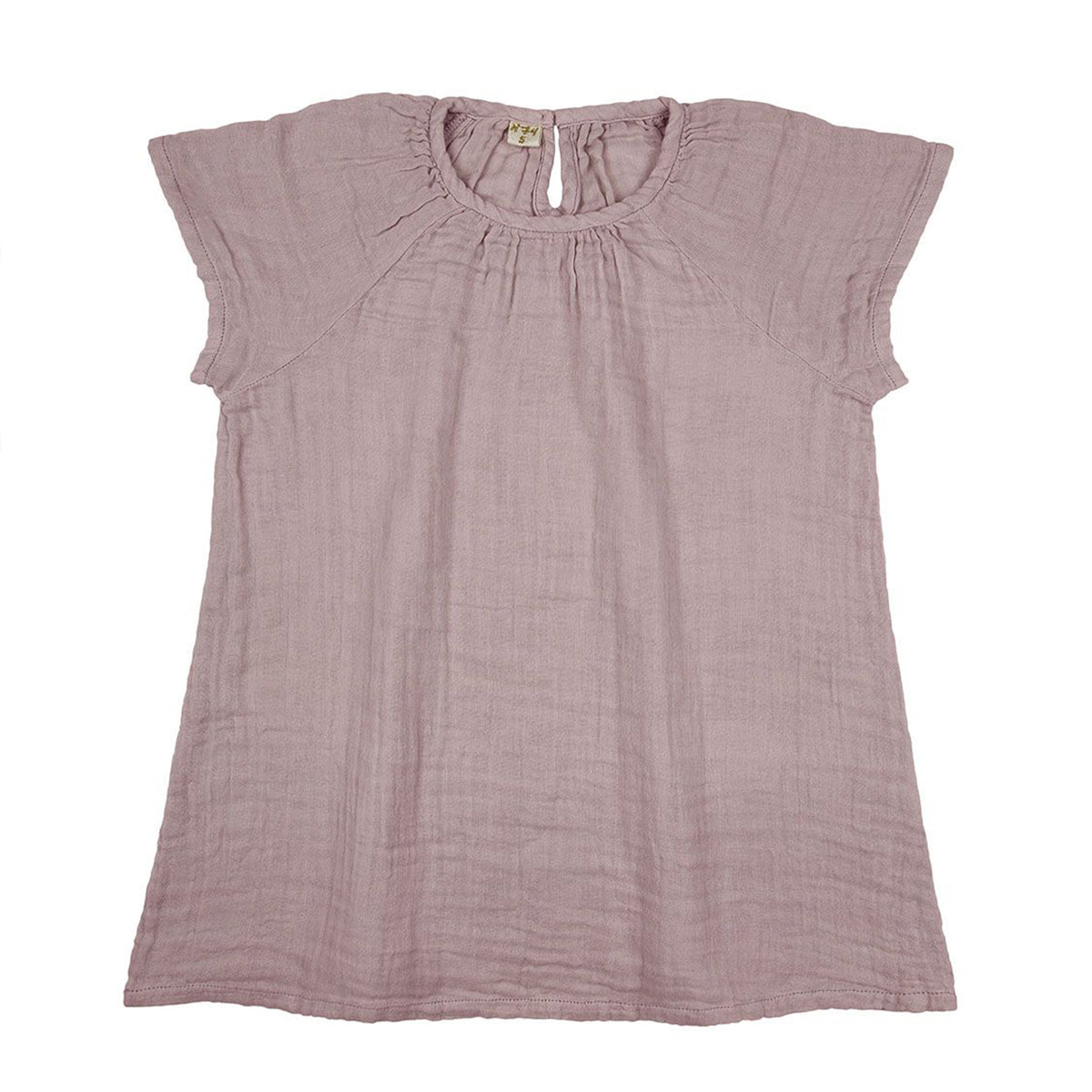 Numero 74 Clara Dress Dusty Pink - Scandi Minimal