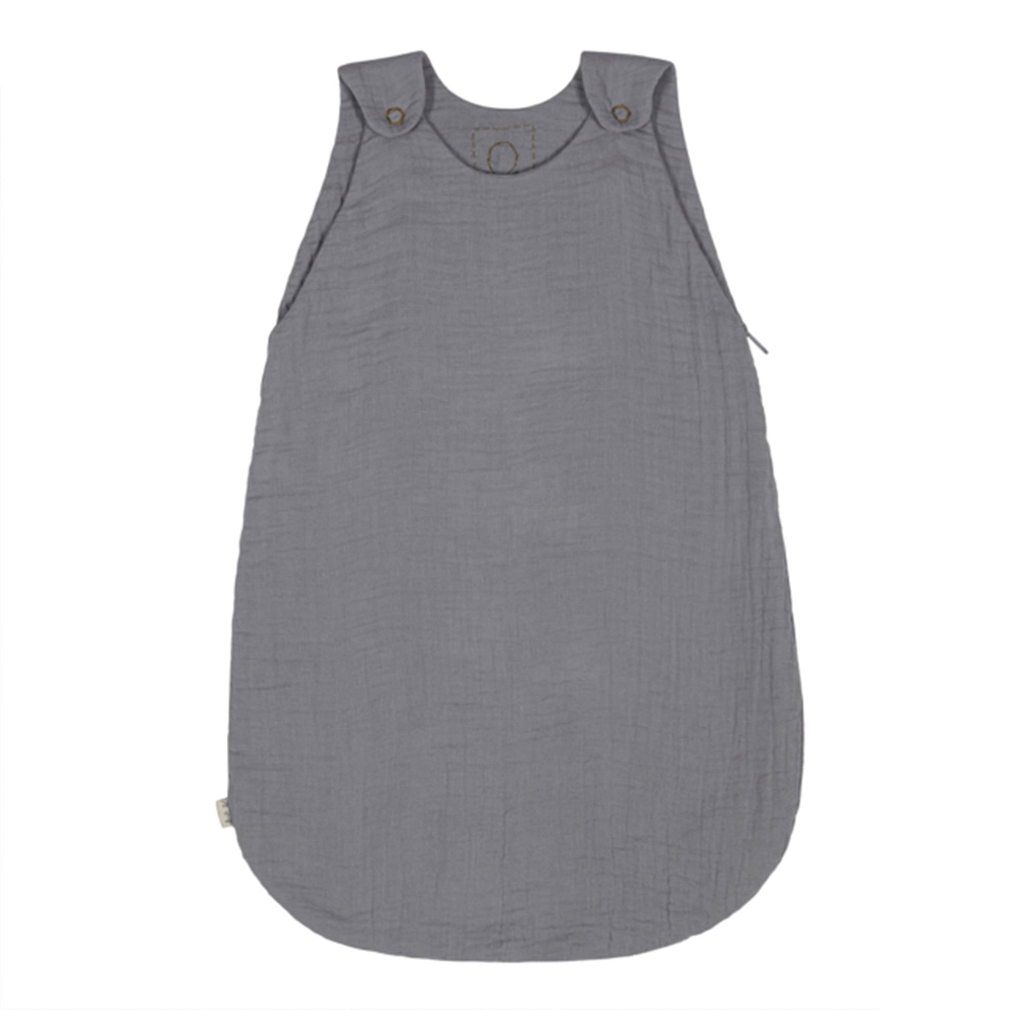 Numero 74 Summer Sleeping Bag in Stone Grey - Scandi Minimal