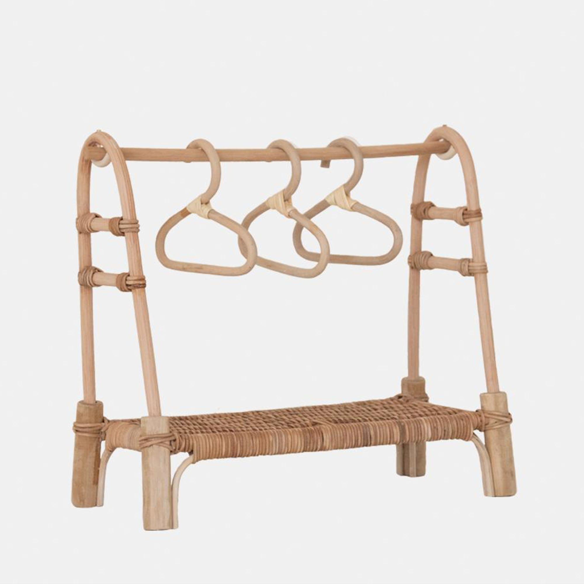 Olli Ella Dinkum Doll Clothes Rail - Scandi Minimal