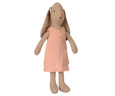 Maileg Bunny Size 1 in Rose Dress - Scandi Minimal
