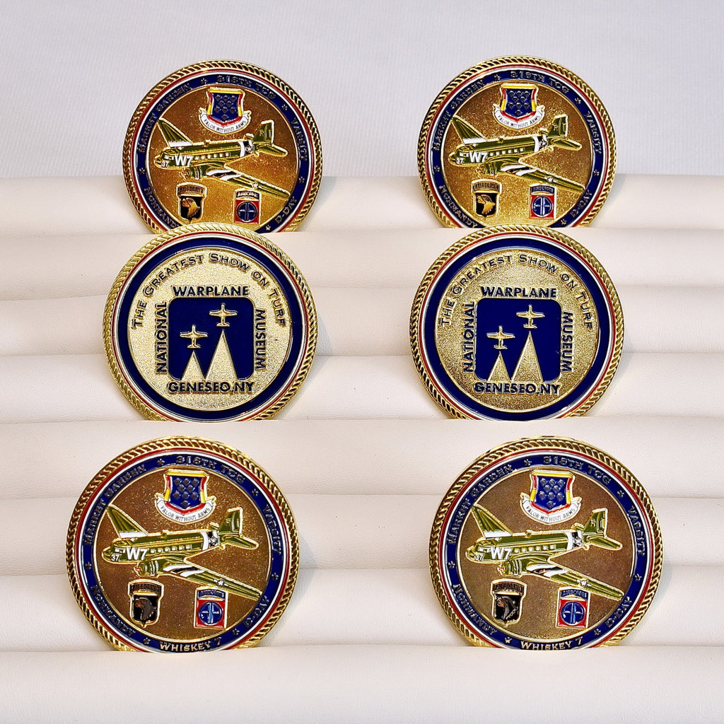 Challenge Coin - W7