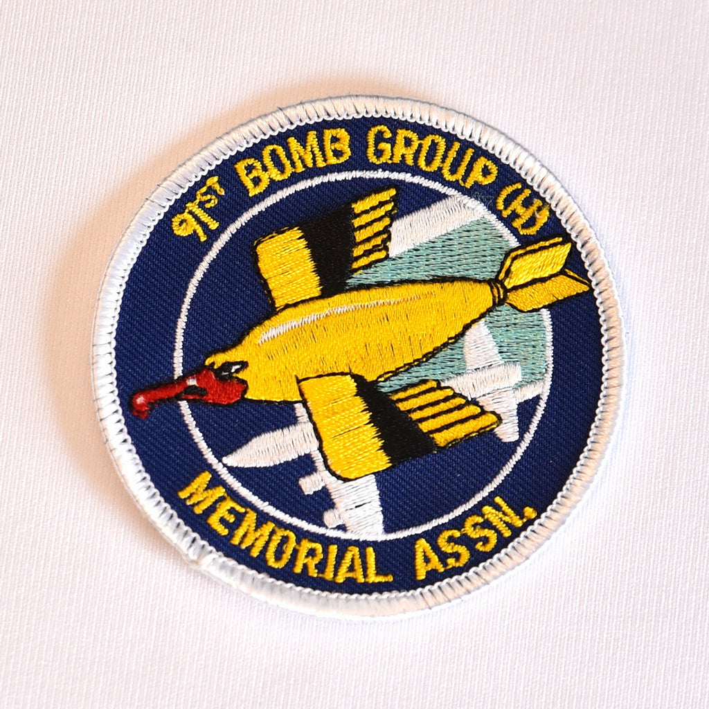 Patch - 91st Bomb Group