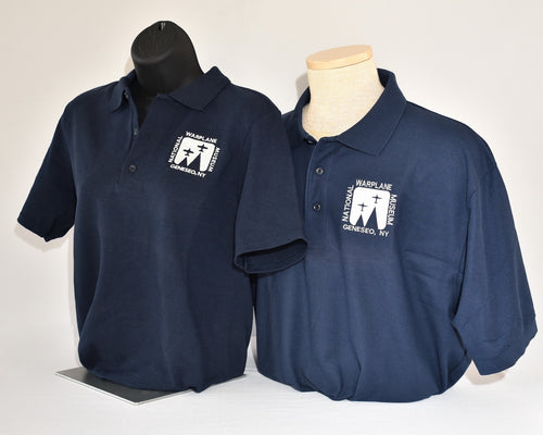 Short Sleeve Polo Shirt - National Warplane Museum