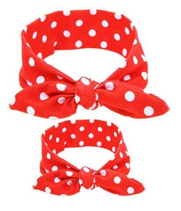 Mommy and me Rosie Headbands (For baby)