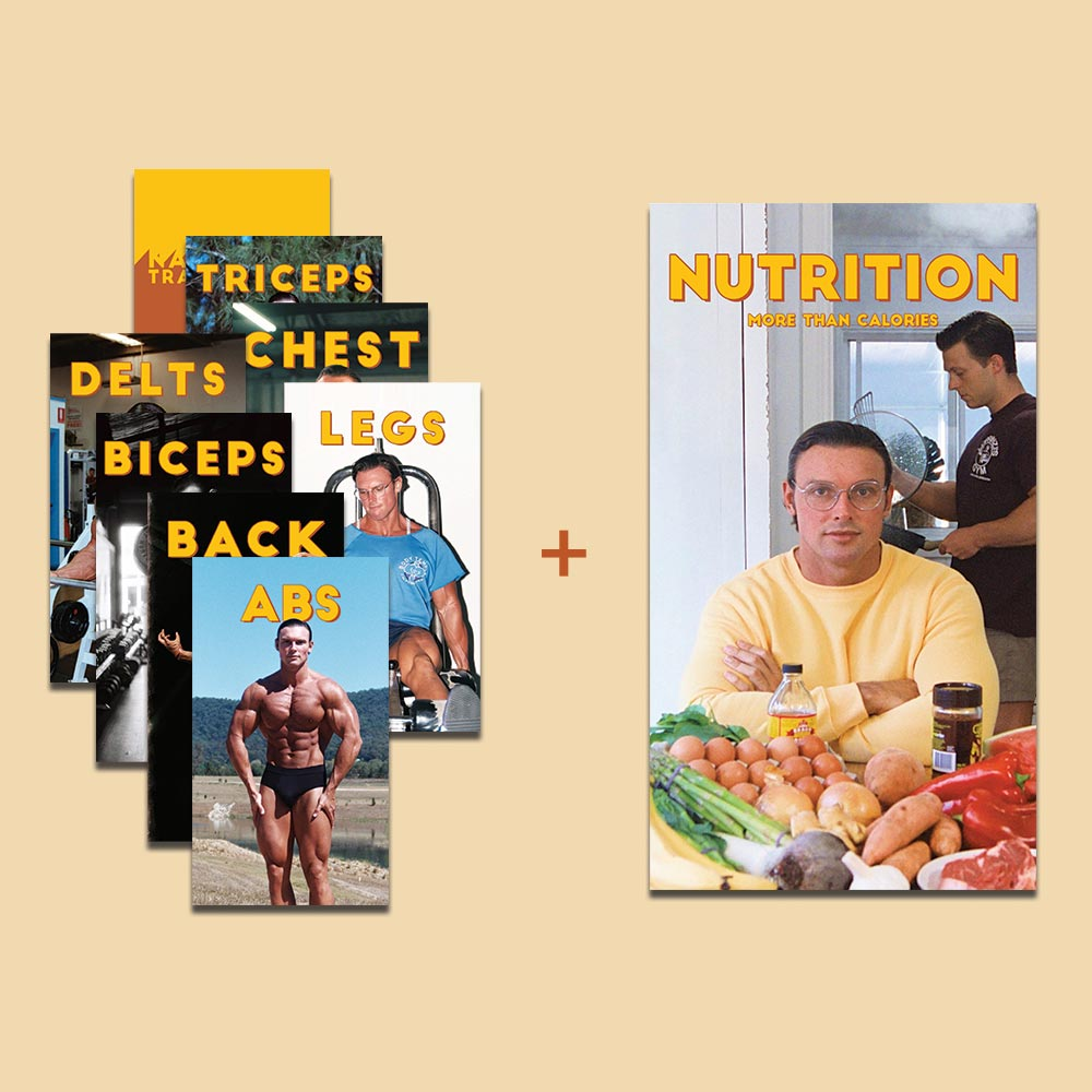 Complete Body + Nutrition Bundle