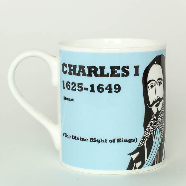 Charles I mug by Cole of London