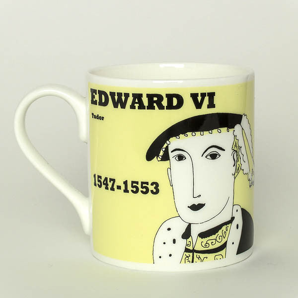 Edward VI mug by Cole of London