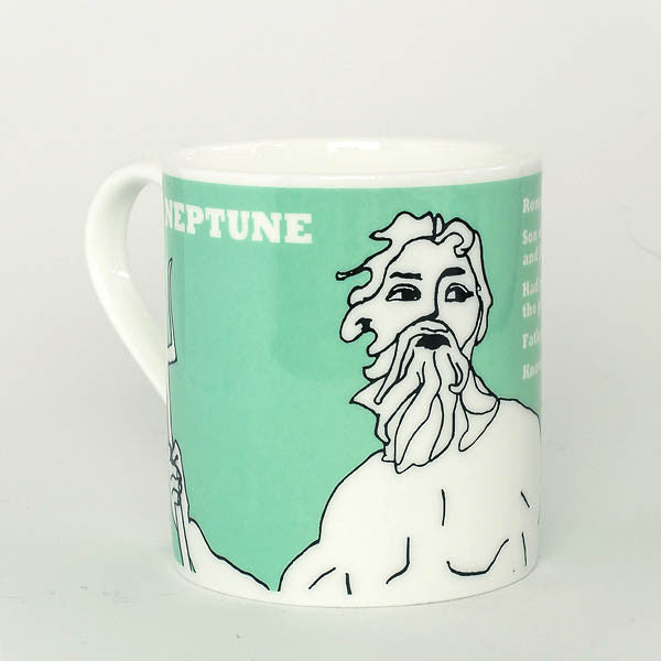 Neptune mug by Cole of London