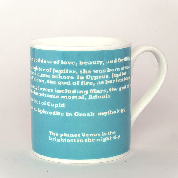 Venus mug by Cole of London