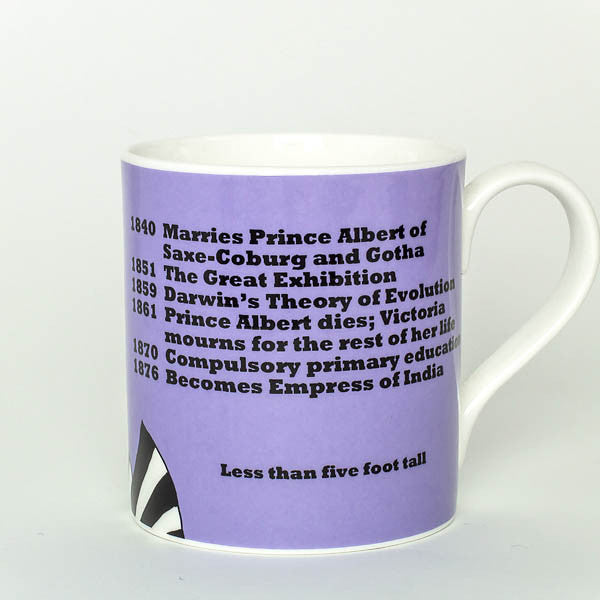Queen Victoria mug by Cole of London