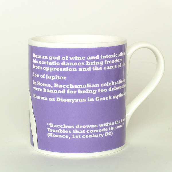 Bacchus mug by Cole of London